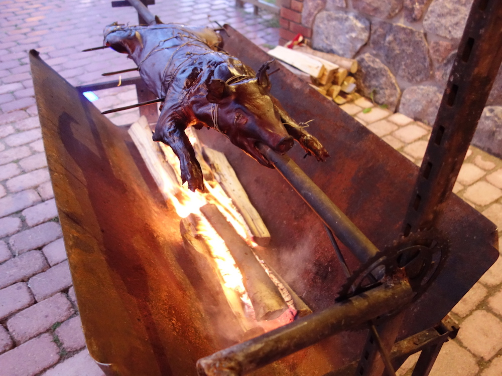 sea grillimine
